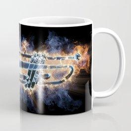Fire trumpet in concert Coffee Mug