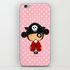 I'm a Pirate! iPhone & iPod Skin
