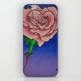 Every Rose has Thorns iPhone Skin