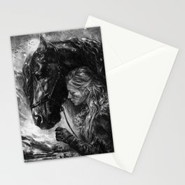 Will you trust me? Stationery Cards