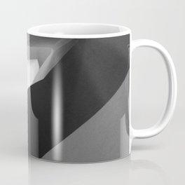 Minimal geometric Architectural Gaudi staircase detail in Barcelona Coffee Mug