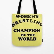 Inter-Gender Champion Tote Bag