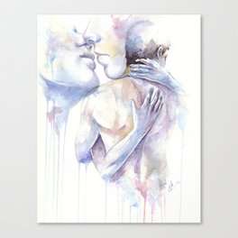 Addicted to You Canvas Print