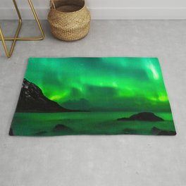 Northern Lights (Aurora Borealis) 5. Rug
