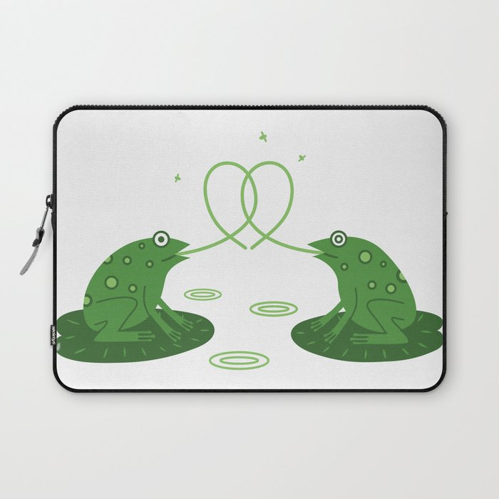 love frogs edition  Laptop Sleeve