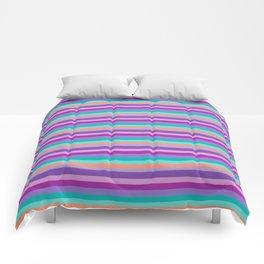 Stripes Colorul Mood Comforters