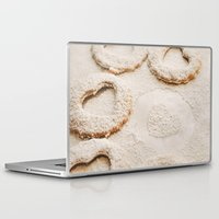 cookies Laptop & iPad Skins featuring Cookies by Haley Parson