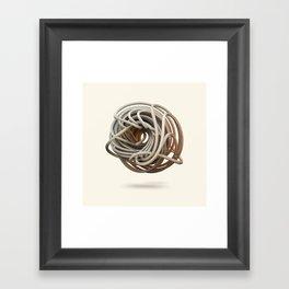 knoodle Framed Art Print