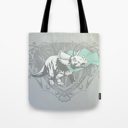 Fearless Creature: Frill Tote Bag