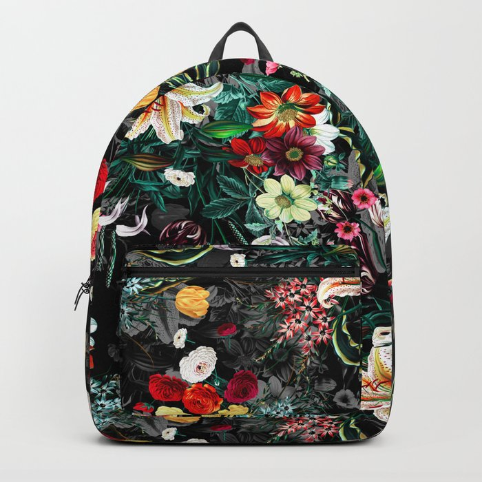 Summer Botanical Garden XII Backpack