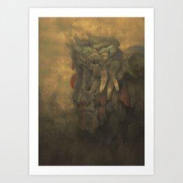 Olfactory Art Print