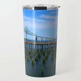 Megler Bridge -  Astoria Travel Mug