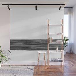 Horizon (white) Wall Mural