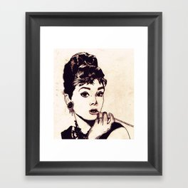 .... Framed Art Print