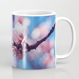 Almond blossom branch Coffee Mug