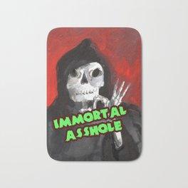 immortal asshole Bath Mat