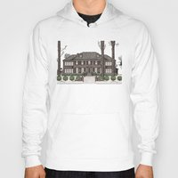home alone Hoodies featuring Home Alone Christmas by M. Gulin