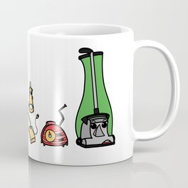 The Gang's All Here! Coffee Mug