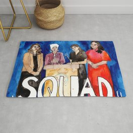 The Squad Rug