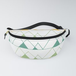 Mountains - Colour Fanny Pack