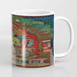 The Green Tara Coffee Mug