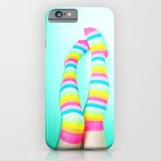 Rainbow Legs Slim Case iPhone 6s