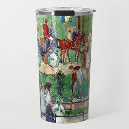 Maurice Prendergast Central Park Travel Mug