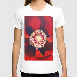 Big Red Poppy T-shirt