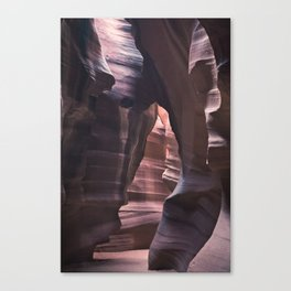 Upper Antelope Canyon-0441 Canvas Print