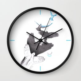 Illusions Wall Clock