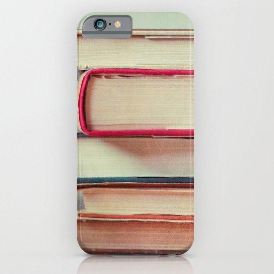 Books Love iPhone & iPod Case