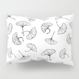 Ginkgo leaves pattern Pillow Sham