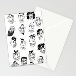 Shafted! Character sheet Stationery Cards