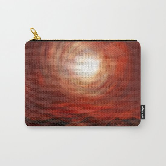 Tunnel through the sun Carry-All Pouch