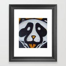 Pandas and Polaroids Framed Art Print