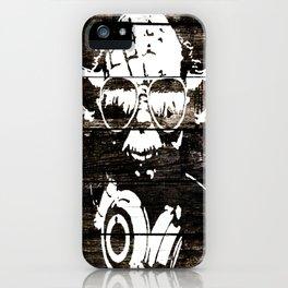 Yoda Graffiti iPhone Case