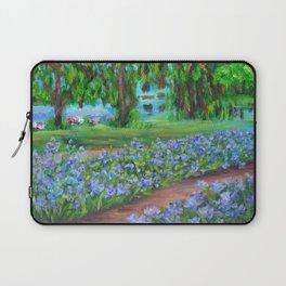 Monet's Garden AC20110715a Laptop Sleeve
