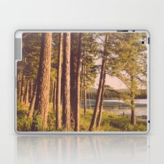 Retro Forest Laptop & iPad Skin