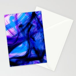 Wicked Futuristic Street Art Stationery Cards