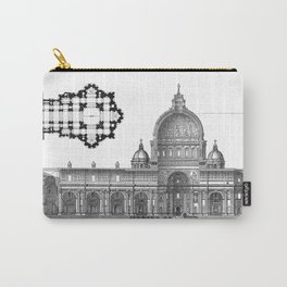 St. Peter Basilica - Rome, Italy Carry-All Pouch