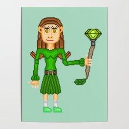 Clara Dolmen Poster