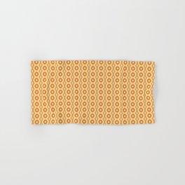 Geometric Pattern Design 4 Hand & Bath Towel