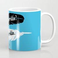 lana Mugs featuring Lana Parrilla? Lana Parrilla. by VivianaRizzi