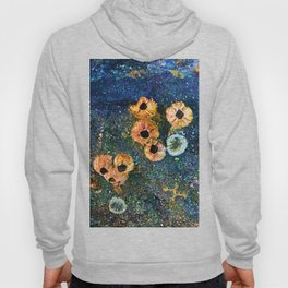 Abstract beautiful barnacles Hoody