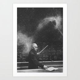 The Masterclass Art Print