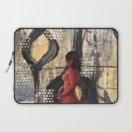 Abstract Experimentation V 3.0 Laptop Sleeve