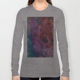 Abstract No. 156 Long Sleeve T-shirt
