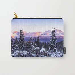 I must be dreaming of a white Christmas Carry-All Pouch