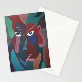 Abstract God Stationery Cards