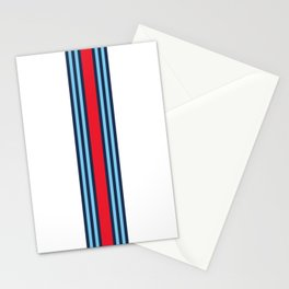 Racing Livery theme Stationery Cards
